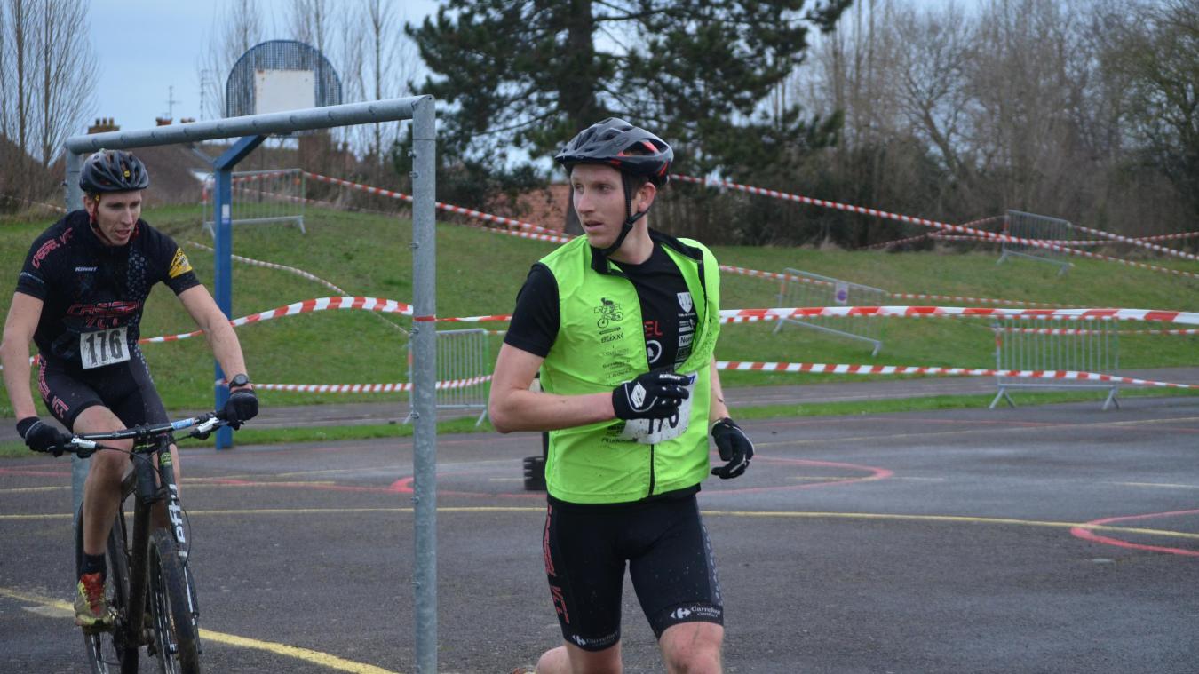 Hazebrouck : Bike and run et foulées, le duo gagnant (photos)