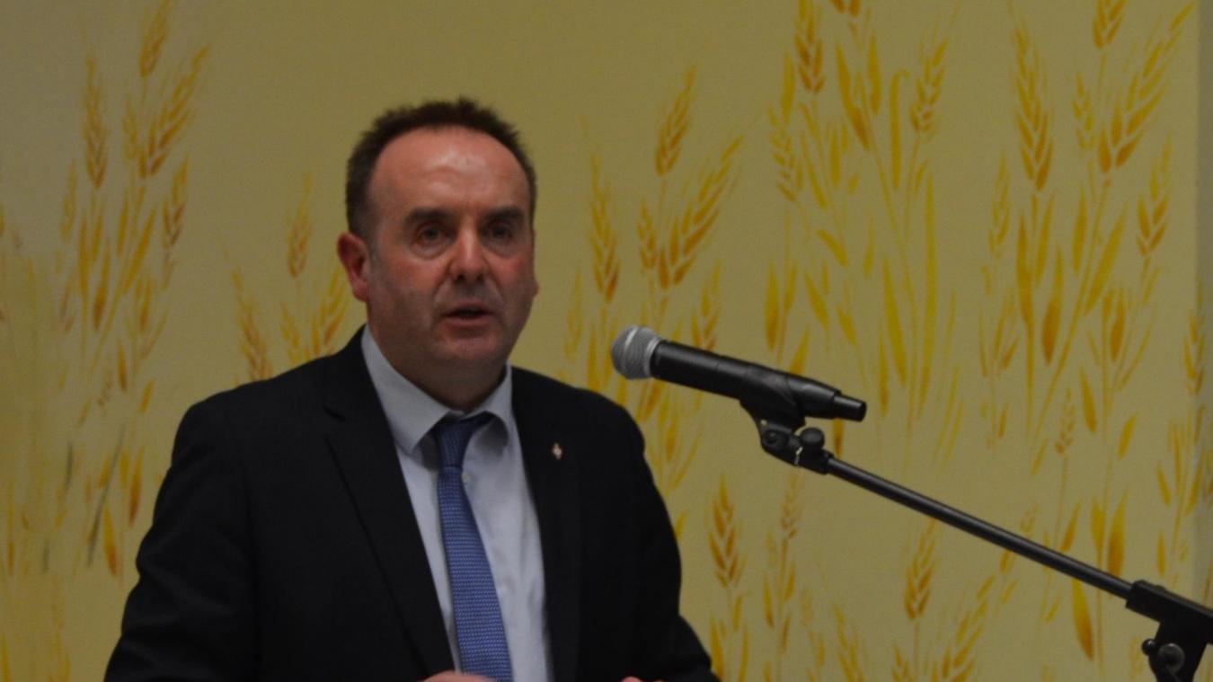 Franck Hannebicq, maire, a annoncé les projets pour 2019.