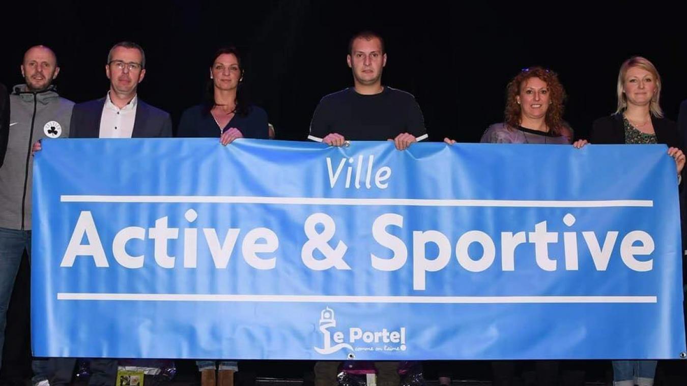 """Le Portel obtient le Label de """"Ville Active et Sportive"""""""