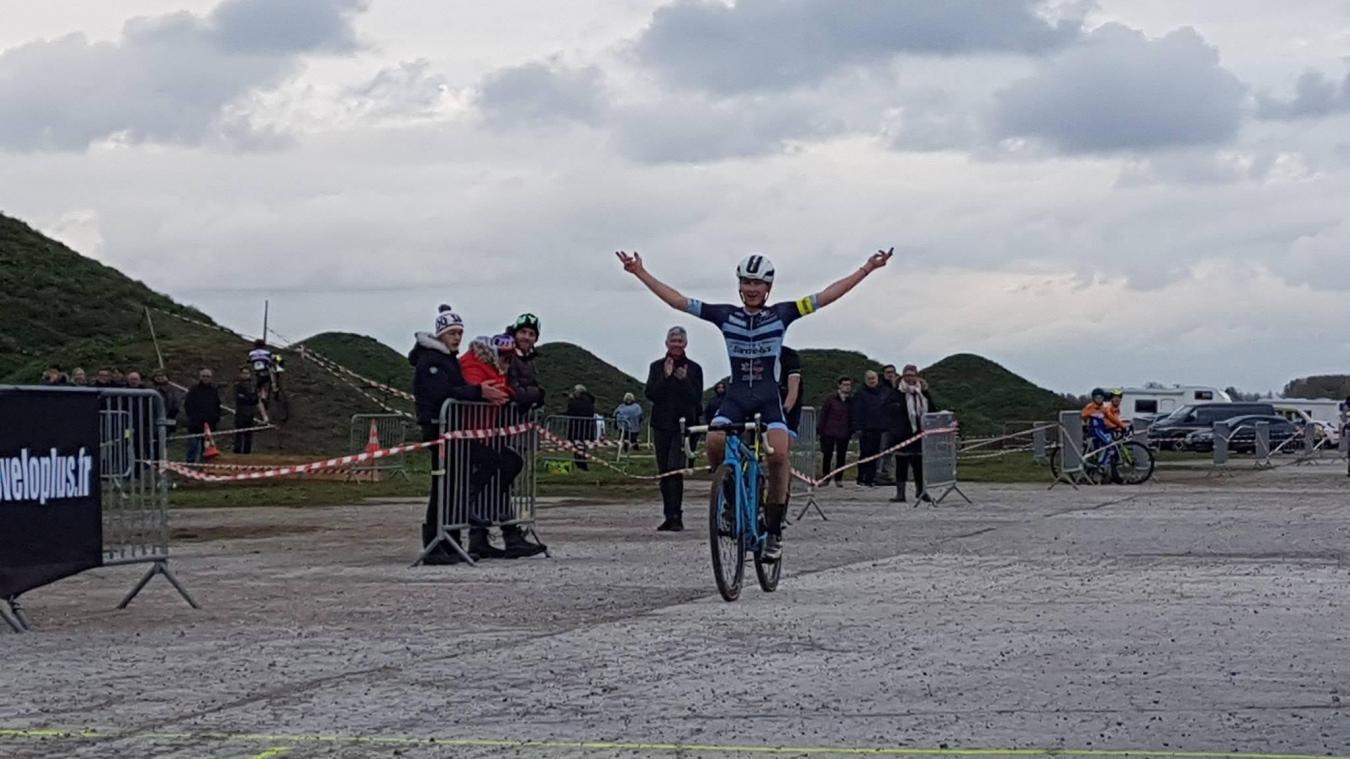 Depuis le début d'année, les pensionnaires du club Elite Flandre Cyclisme s'illustrent en compétition.