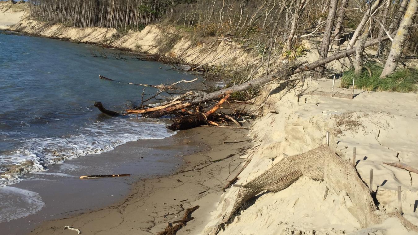 Le réensablement de la Baie d'Authie, problème récurrent dans notre secteur.