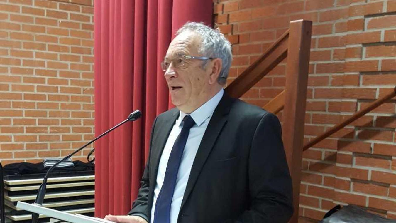 Alain Deblock souligne le dynamisme du village : « Il se passe toujours quelque chose à Bomy ! »