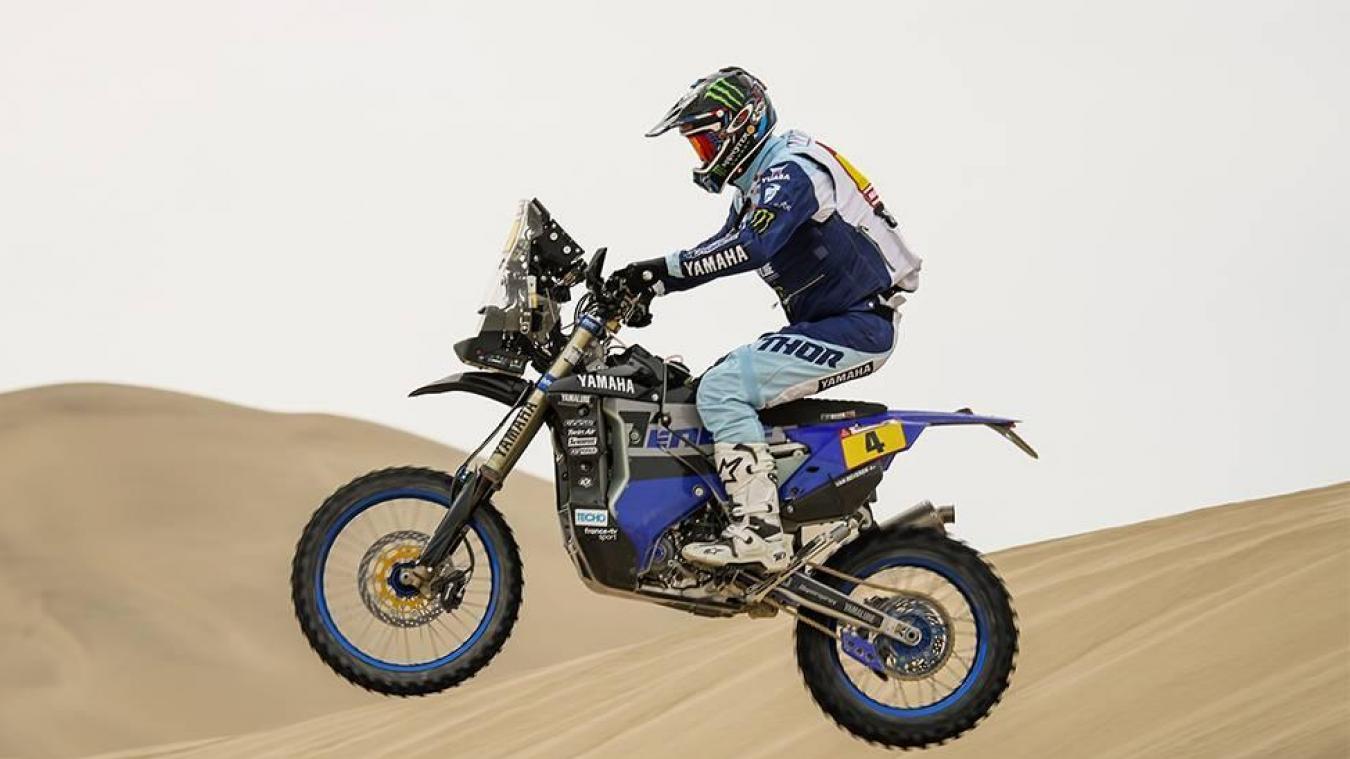 La malchance poursuit VBA sur le Dakar.
