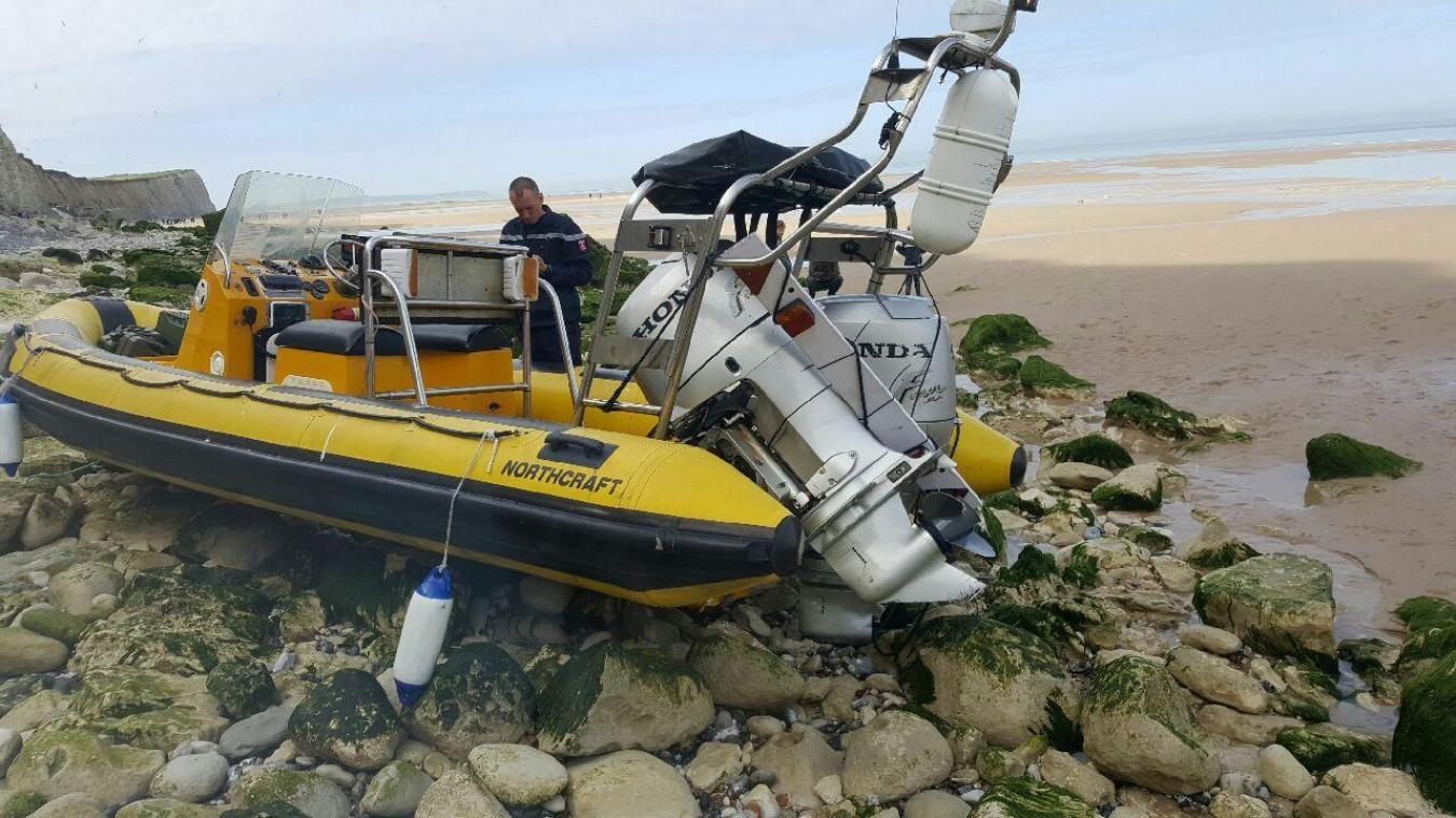 Les tentatives de traversée de la Manche sont de plus en plus fréquentes à partir des plages du Boulonnais (photo d'illustration).