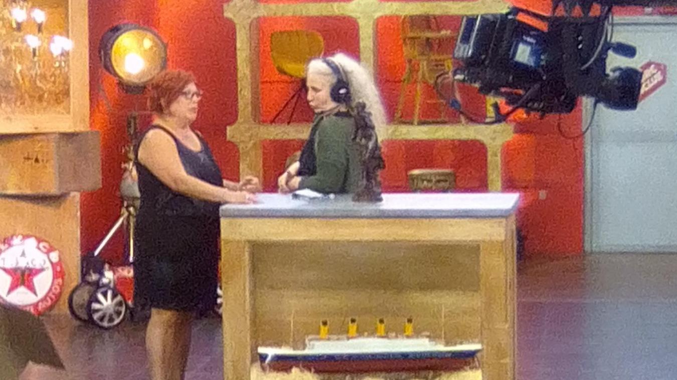 Dominique Parpex a participé à l'émission  Affaire conclue  pour vendre son bronze.