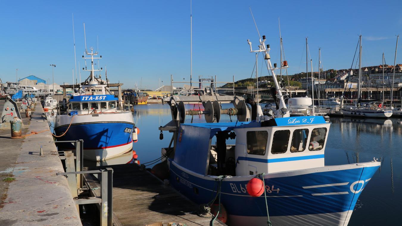 Les pêcheurs boulonnais pestent contre les décisions européennes.