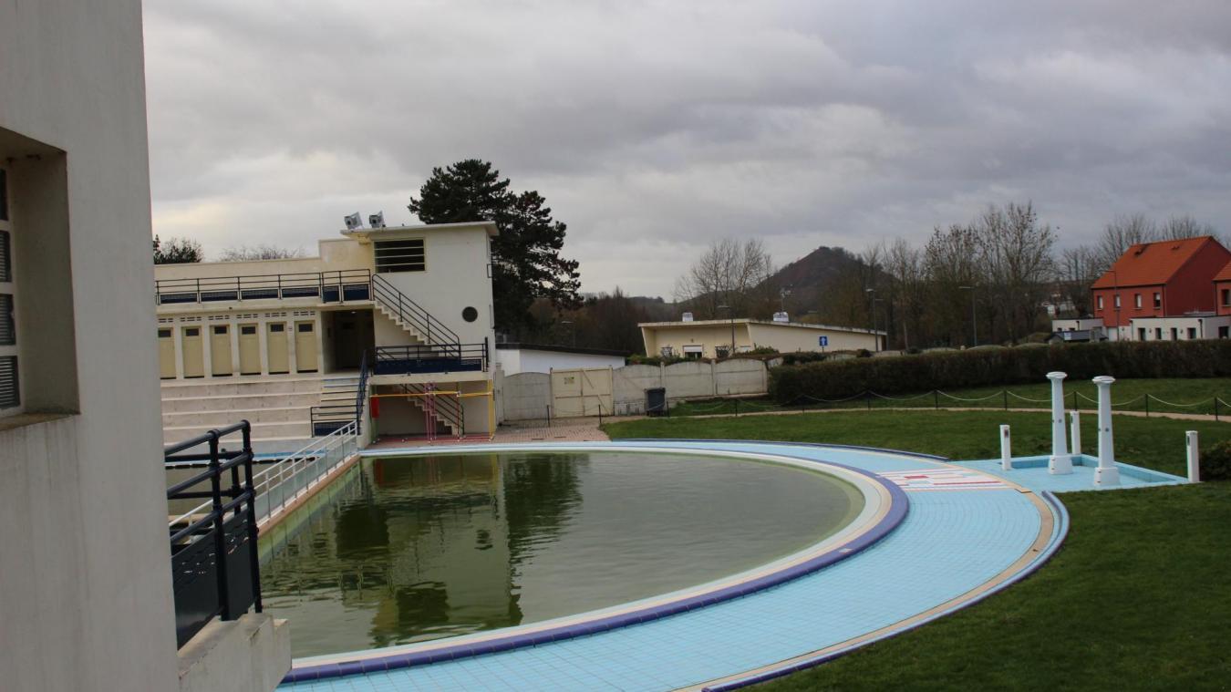 Bruay-la-Buissière : Y a-t-il un manque d'entretien à la piscine Art déco?