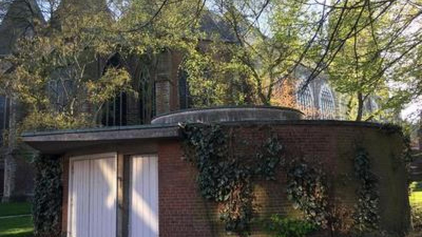 Des toilettes publiques bientôt rouvertes derrière l'église