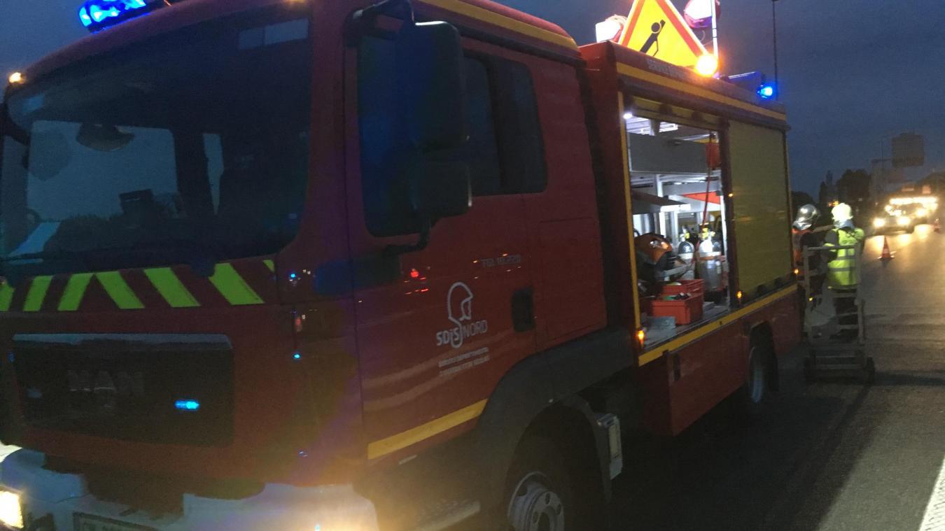 Comme le veut la procédure, le service départemental d'incendie et de secours (Sdis) a déposé plainte. (Illustration)