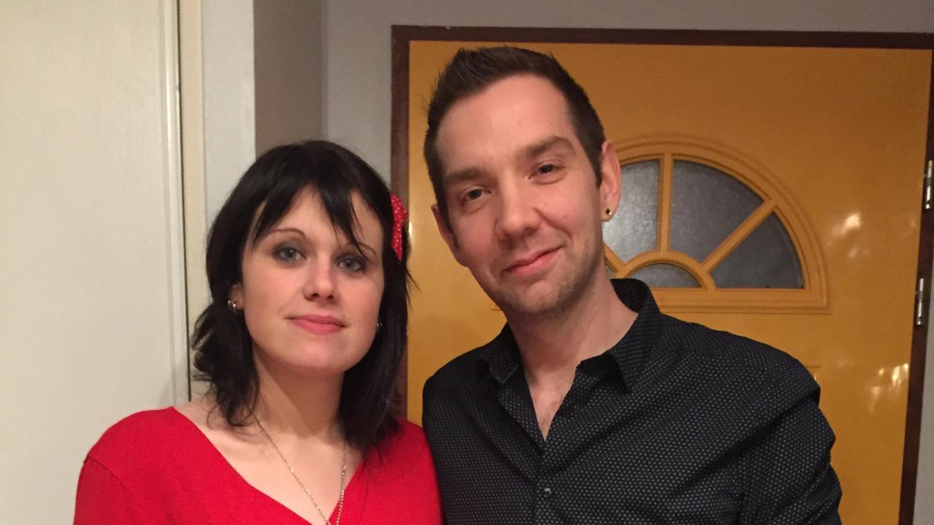 Amélie et Damien se diront « oui » 12 octobre 2019 à la mairie de Berck, après 8 ans de vie commune et un PACS en 2015.
