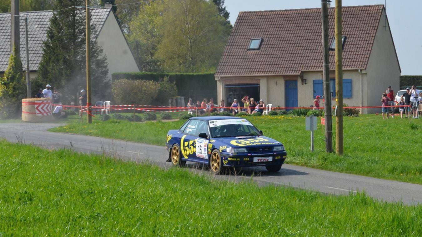 Le maire réaffirme son refus du passage du Rallye de la Lys à Roquetoire
