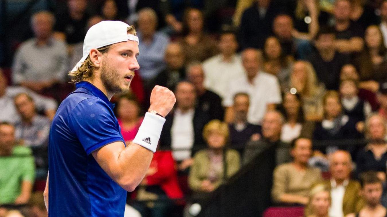 Lucas Pouille effectue son retour en quarts de finale de Grand chelem. Après Wimbledon et l'US Open en 2016, ce sera l'Open d'Australie 2019.