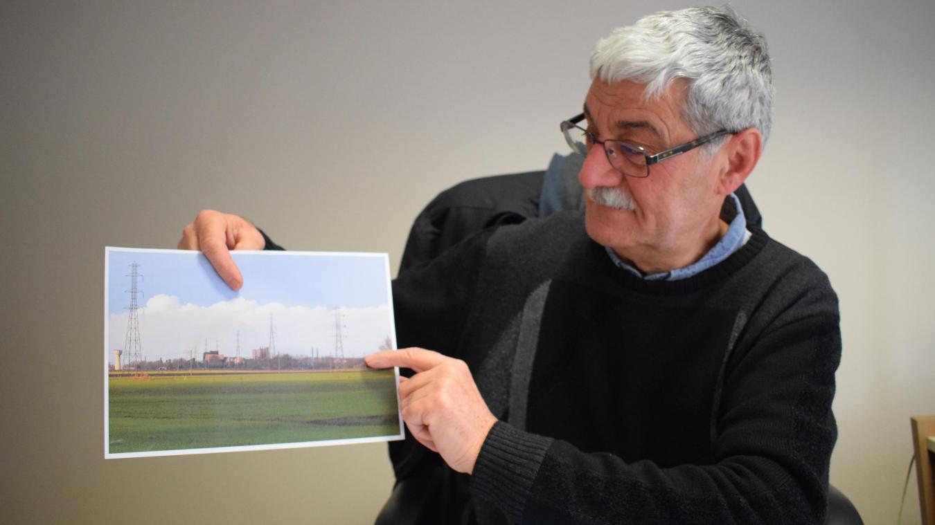 Le maire, André-Pierre Becquet, a un endroit au cas où TDF reviendait à la charge pour l'implantation d'une antenne-relais : sur un terrain appartenant au CCAS, près de la route de Furnes et de l'Usine des Dunes. « Le plus loin possible ! »