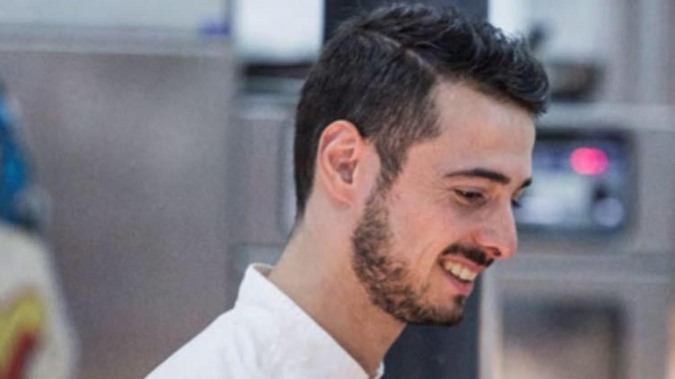 Cuisinier formé à Aire-sur-la-Lys, il décroche 1 étoile au Michelin