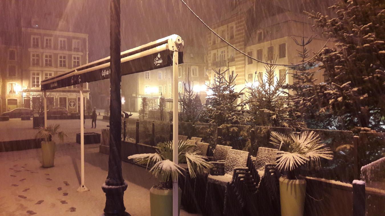 Nos plus belles photos de Boulogne sous la neige