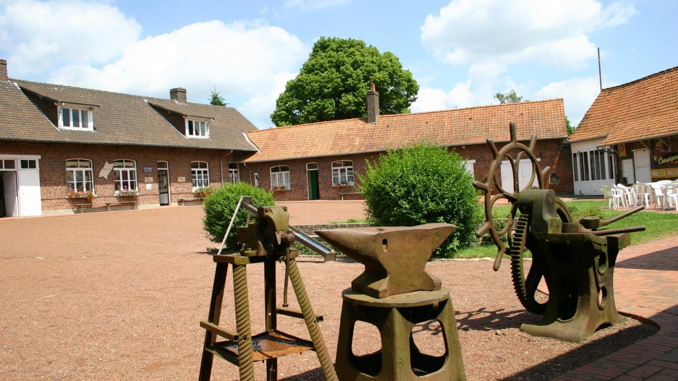 Le Musée de la vie rurale de Steewerck voit plus grand