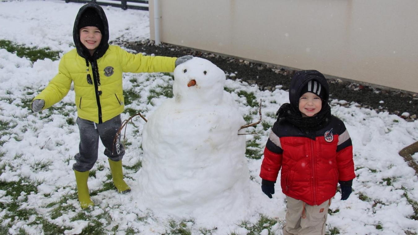 Notre album photo de l'arrière-pays boulonnais sous la neige