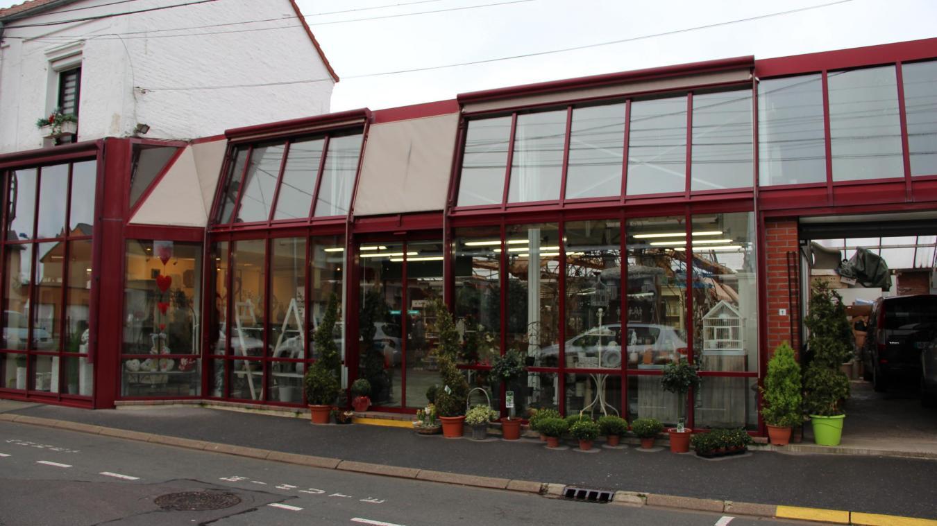 Auchel: le fleuriste centenaire de la rue Raoul-Briquet est à vendre (Photos)