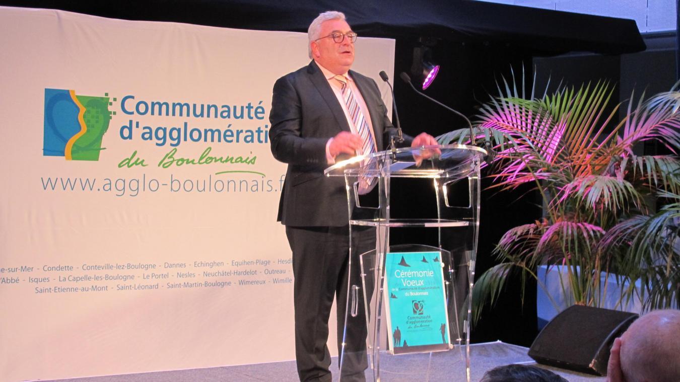 Frédéric Cuvillier a mis l'accent sur les besoins de formation au sein de la Cab.