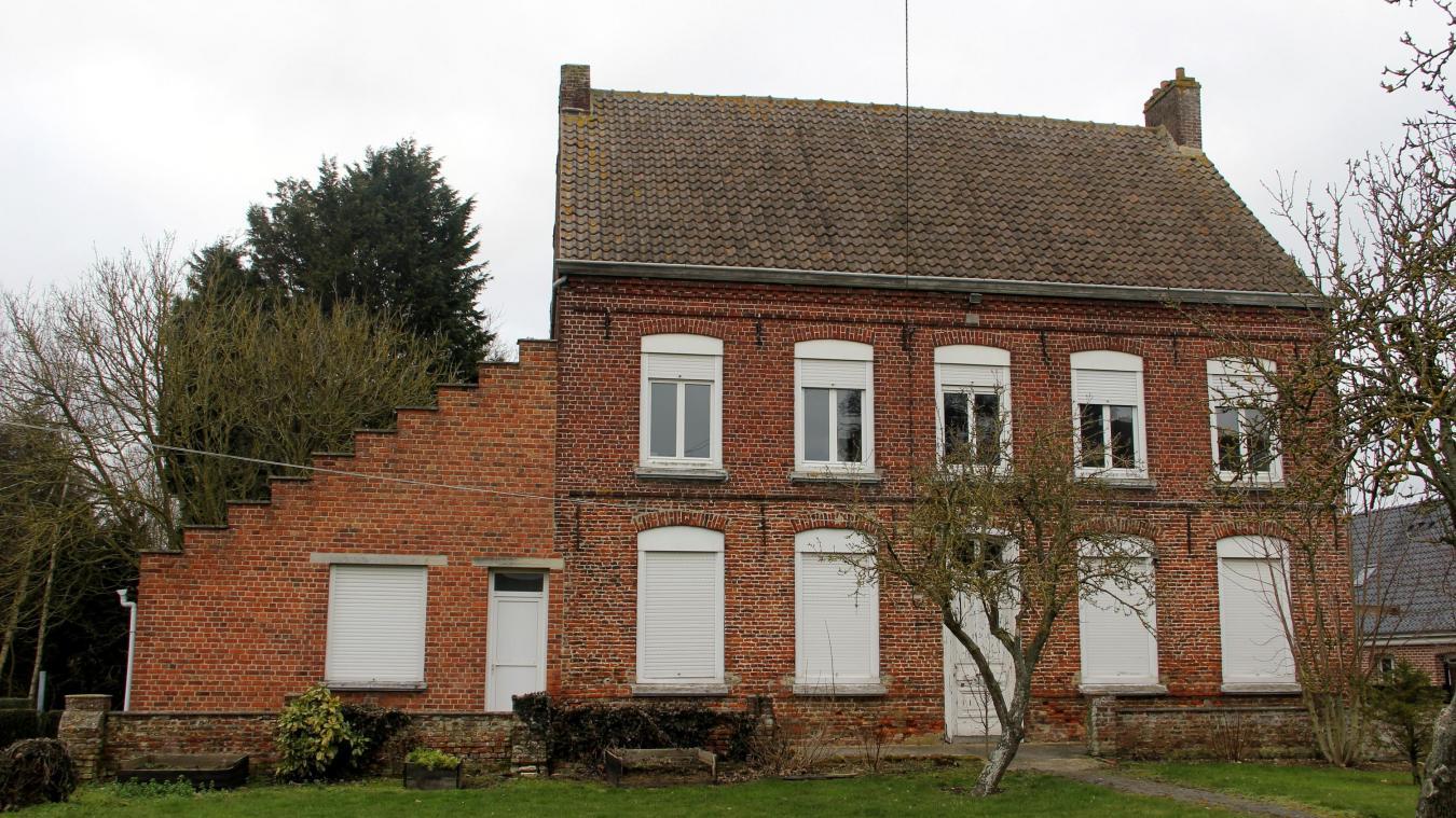La maison des services s'installe dans le presbytère. Les travaux devraient se terminer au printemps.