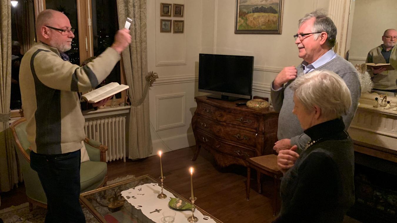 Rituel du mois de janvier dans les familles catholiques franco-polonaises du Bassin Minier : la Koleda.
