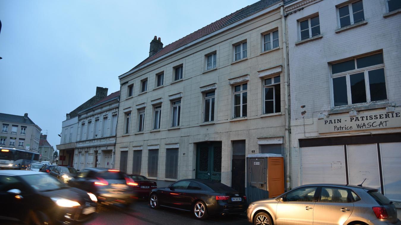 L'ancienne maison de maître, aux numéros 67 et 69 de l'avenue Anthony-Caro, va être réhabilitée pour septembre.