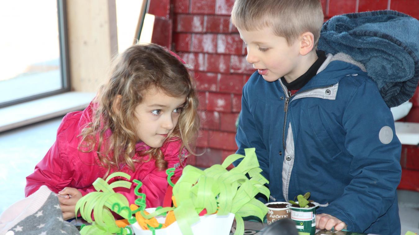 Cette année encore, les Rototos feront des ateliers jardinage.