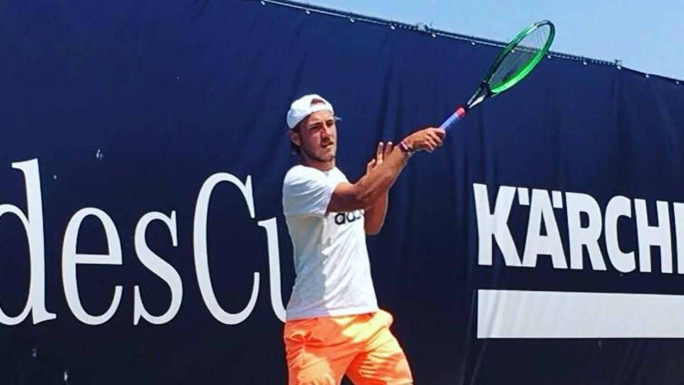 Lucas Pouille n'a eu aucune chance face à Novak Djokovic : 6-0, 6-2, 6-2.
