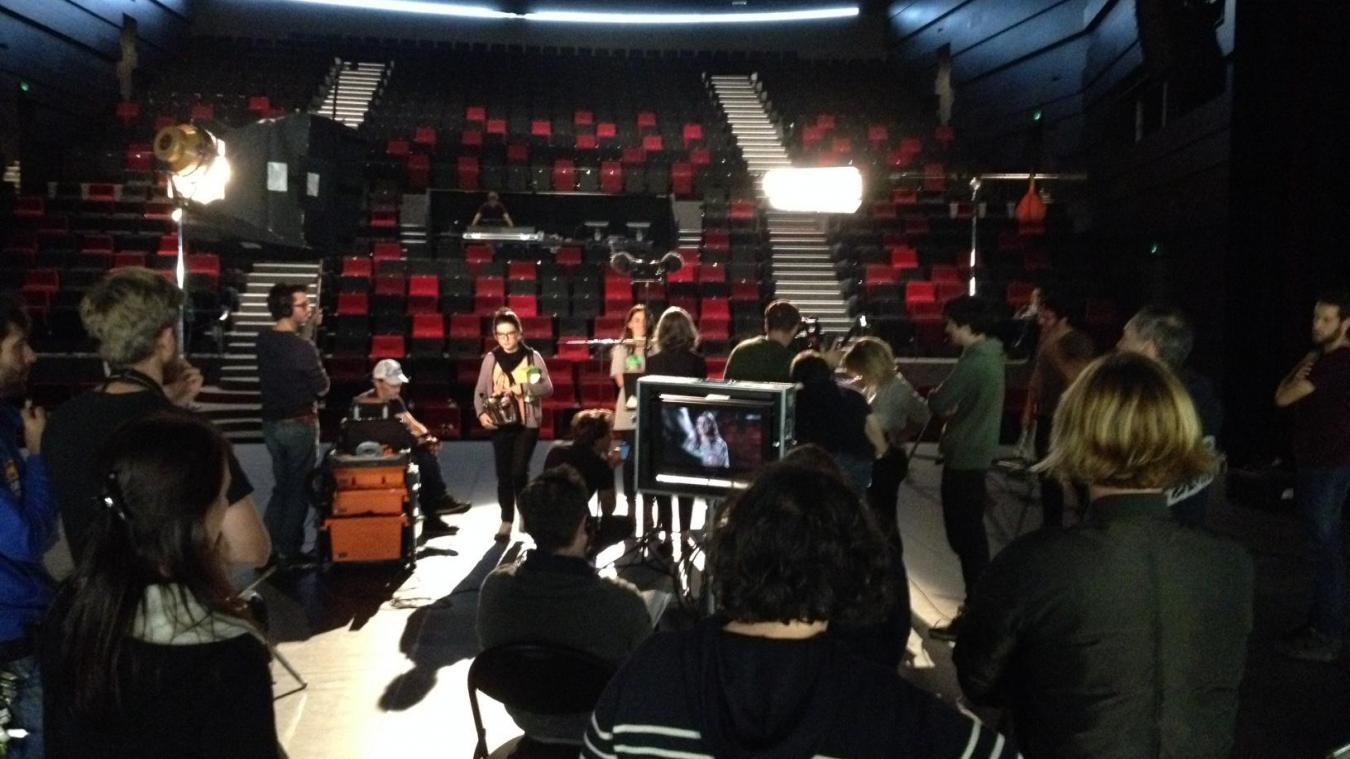 L'an dernier, la websérie Jezabel avait notamment tourné au Bateau-Feu.