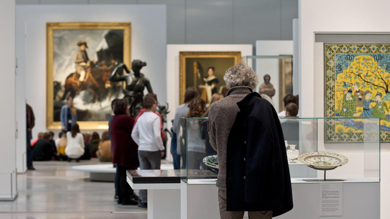 Plus de monde, un satisfecit général... Le Louvre-Lens continue son ascension, doucement mais sûrement. Il reste quelques réalités...