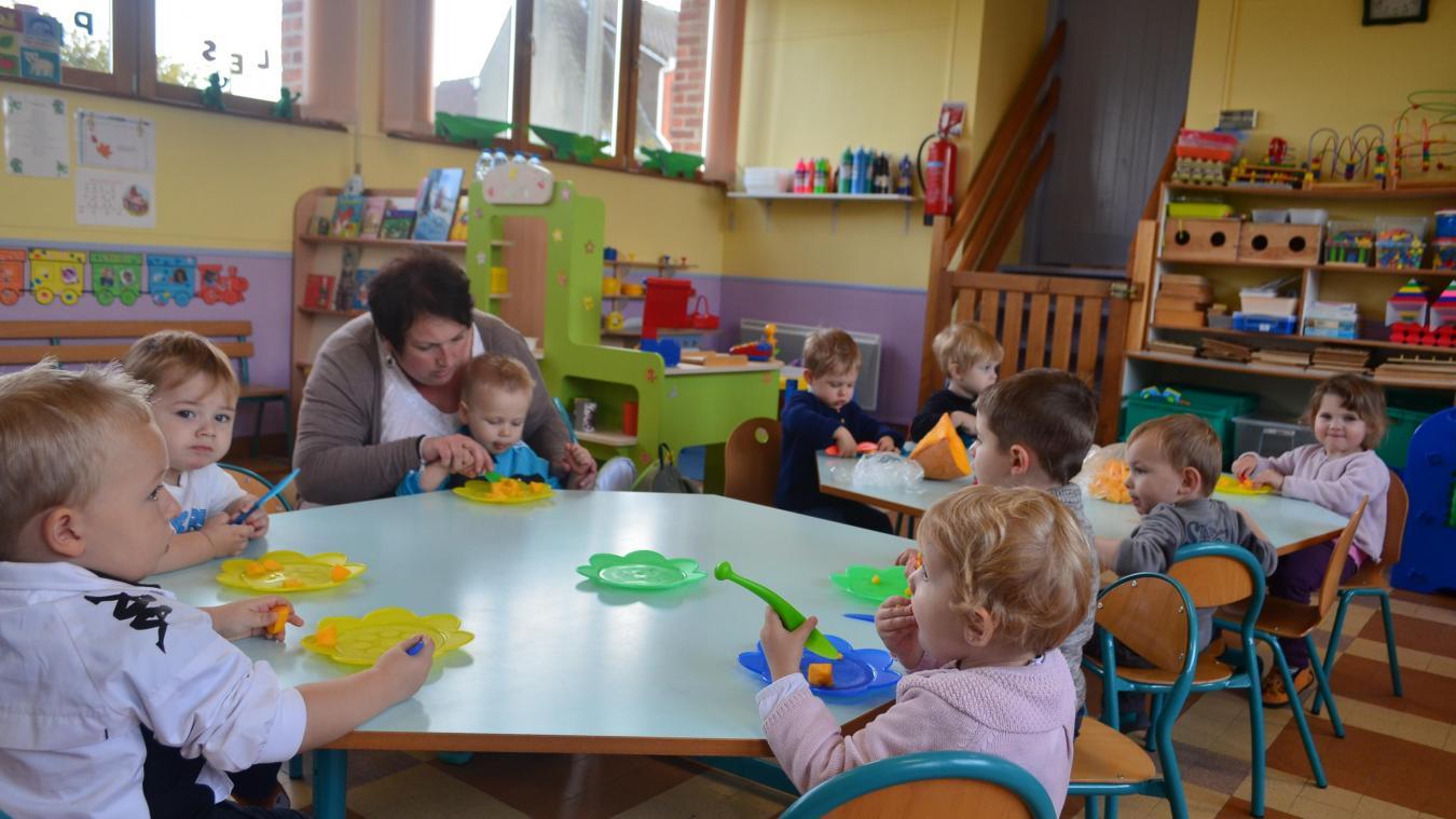 Le jardin d'enfants Les Petits Poucets a été créé en 2011. Il a bien fonctionné jusqu'à l'an dernier. © Archives