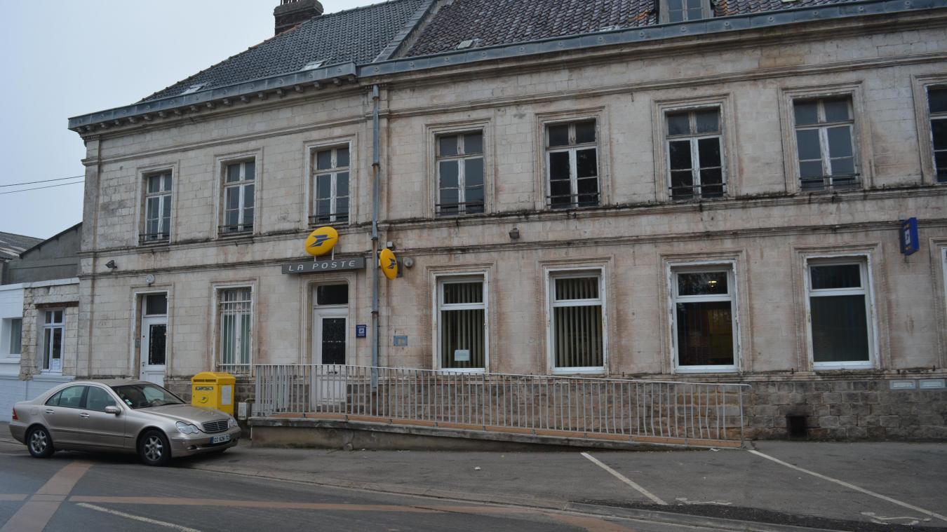 L'ancien bâtiment de La Poste pourrait accueillir une maison médicale.
