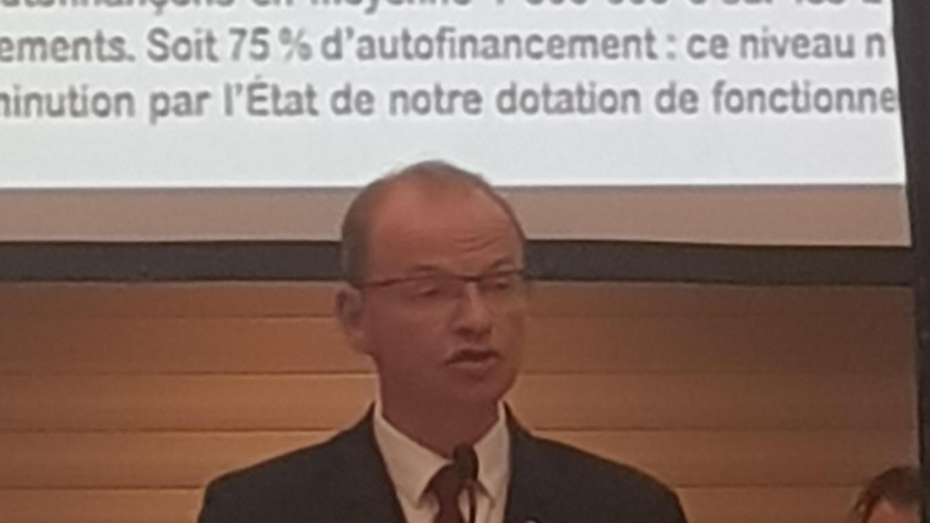 Nœux-les-Mines : le maire visera un second mandat
