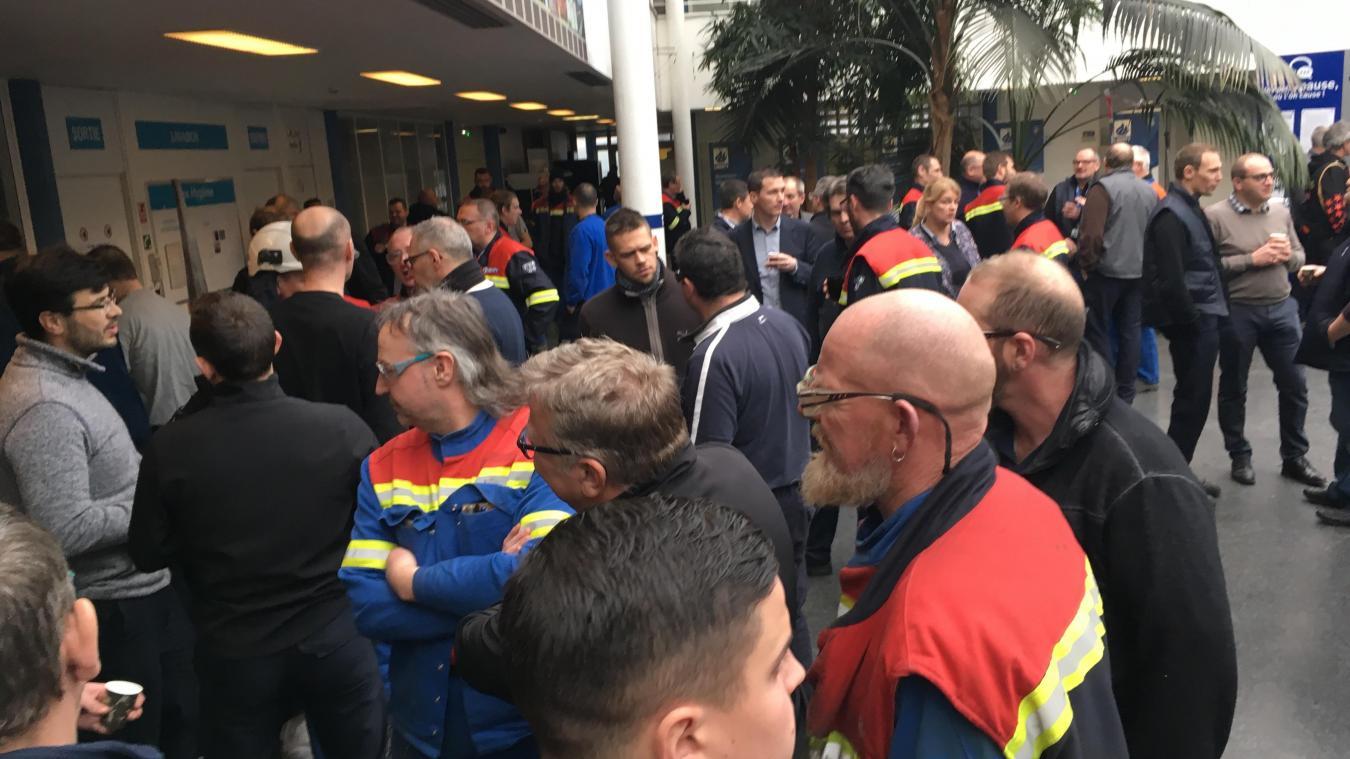 Il y a trois ans, un plan de départs volontaires avait semé l'inquiétude dans les rangs du personnel. Aujourd'hui, une nouvelle page se tourne à Aluminium Dunkerque.