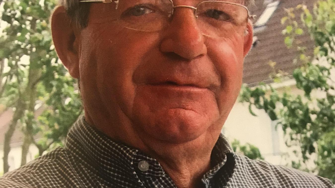 Jacques Regnier a dirigé le COS Marles pendant 25 ans.