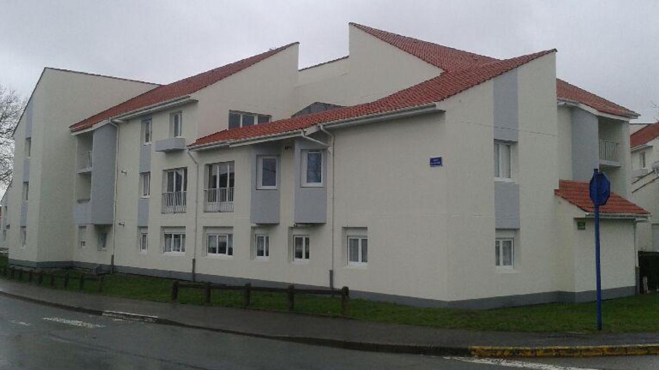 Les faits se sont déroulés résidence du Caraquet à Desvres.