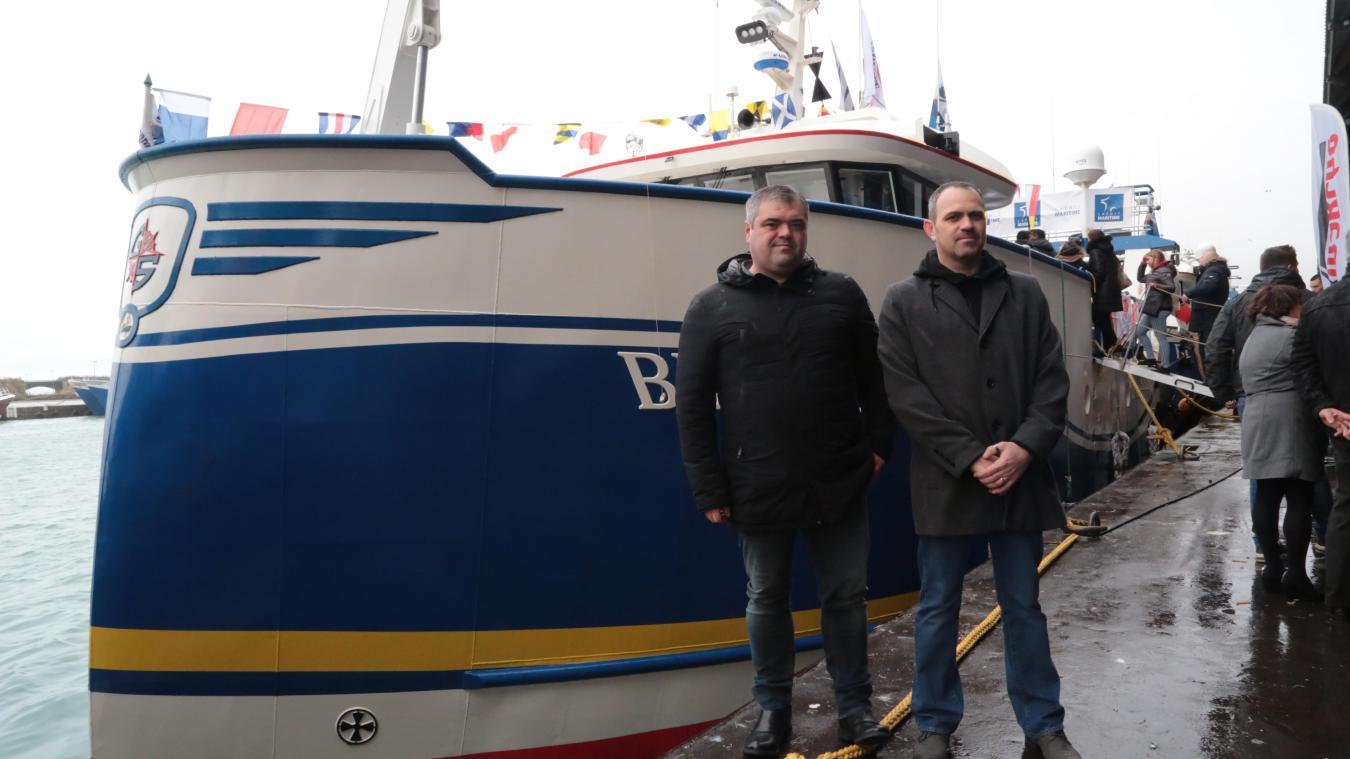 Le Mercator est un bateau qui sera commandé par deux frères : Sébastien et Guillaume Leprêtre.