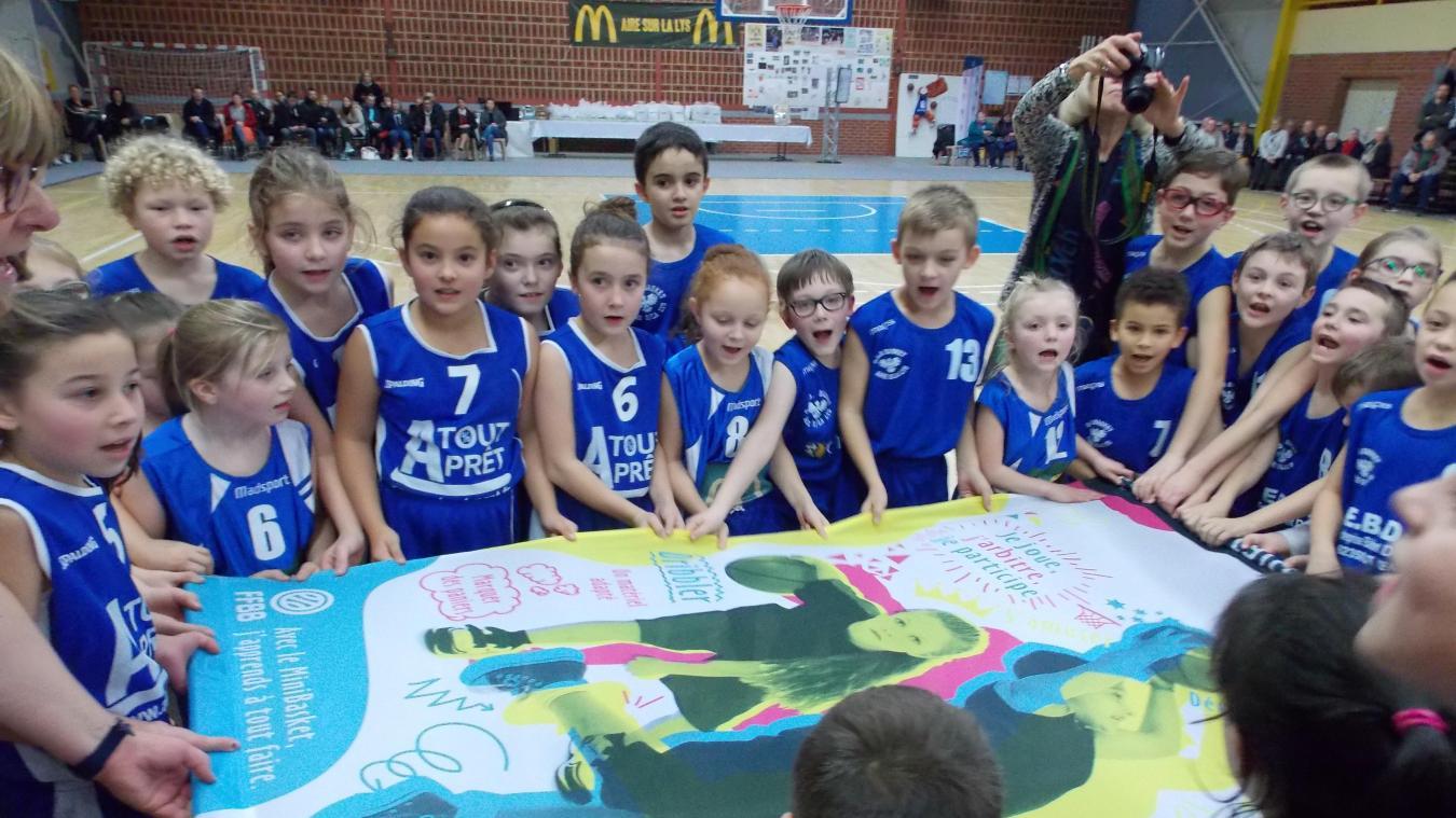 OSA basket (Aire-sur-la-Lys): son école est l'une des meilleures