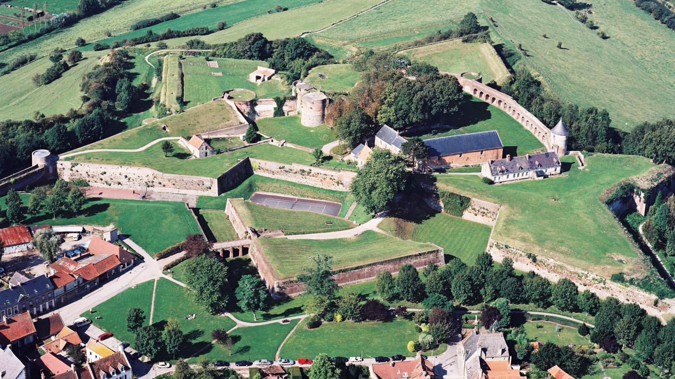 La citadelle est visitée chaque année par plus de 20 000 personnes.