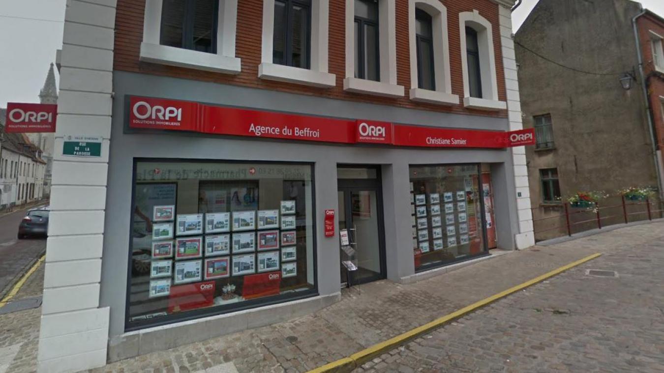 Hesdin : le réseau Orpi lance une procédure contre l'agence de la maman du maire