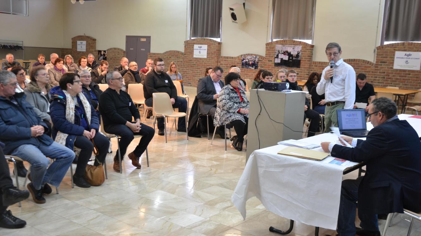 L'association mervilloise organisait sa cérémonie des vœux dimanche 27 janvier.