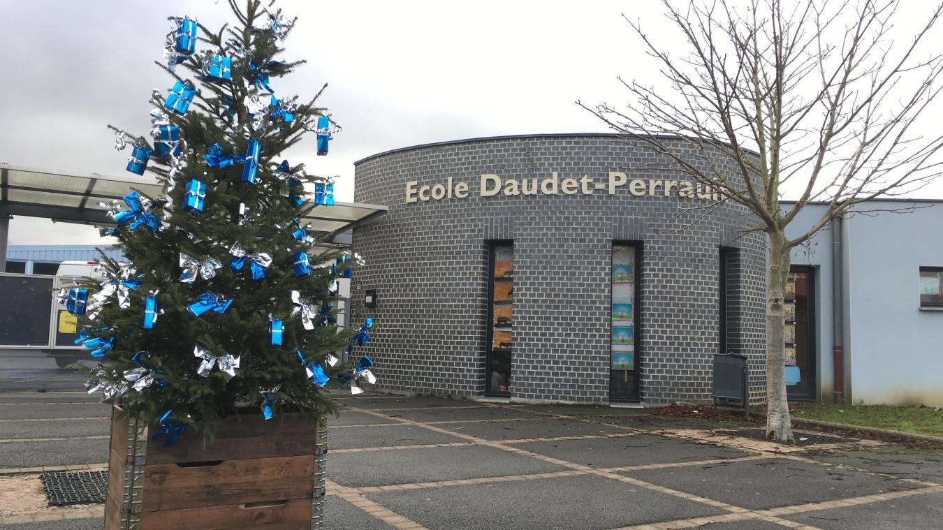 Sauf improbable retournement de situation, l'école Daudet-Perrault comptera bien six classes à la rentrée prochaine.