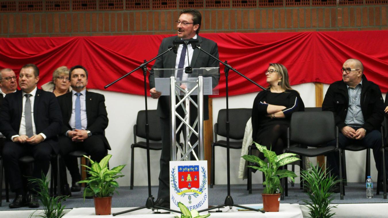 Le maire annonce l'arrivée de nouvelles enseignes à Vermelles