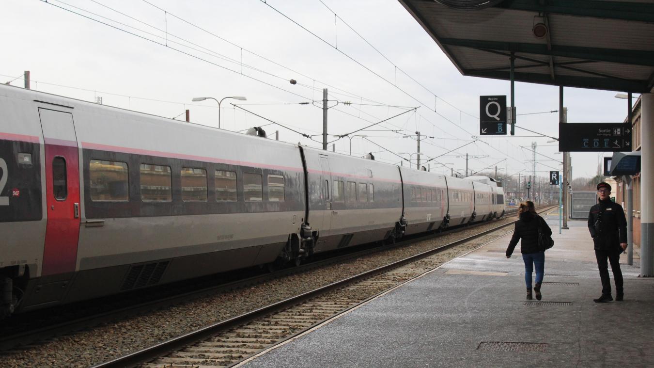 Béthune : cinq week-ends de galère sans aucun train