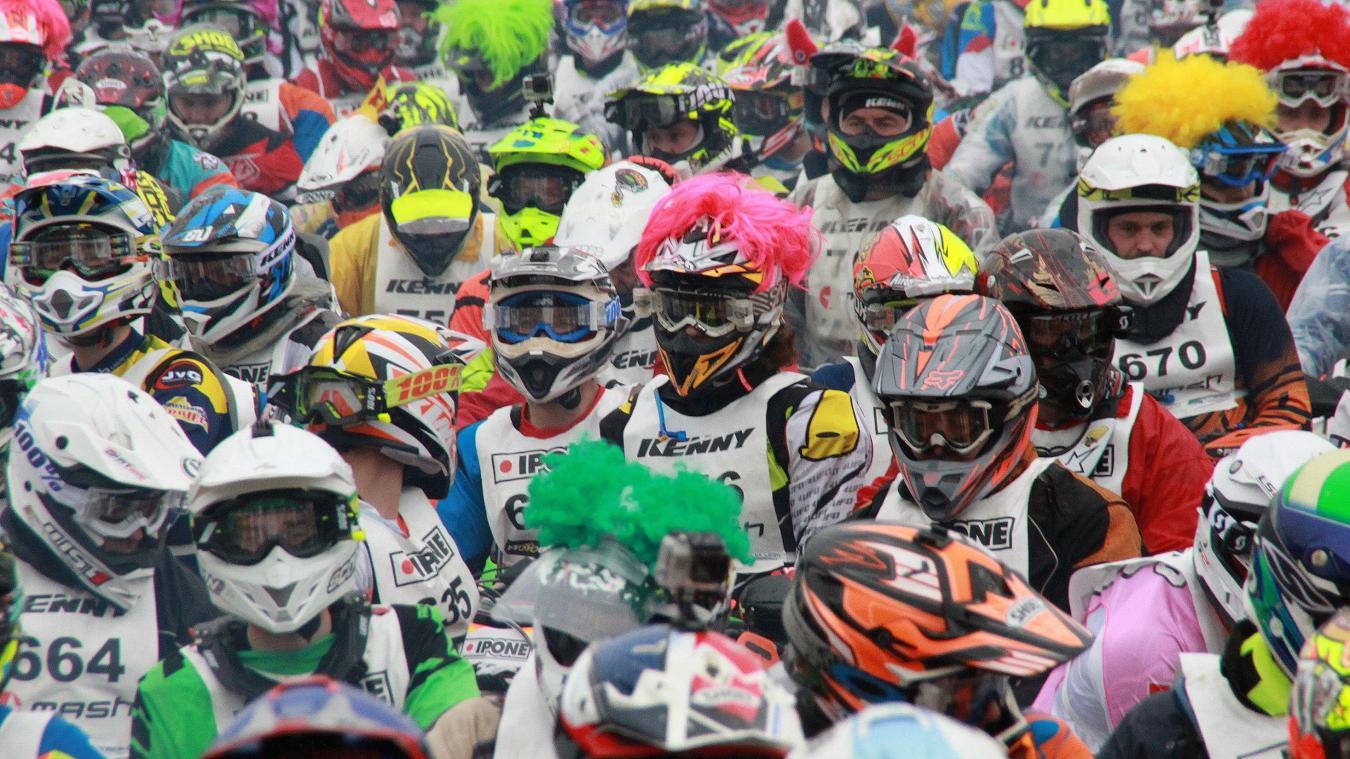 Ce dimanche 3 février, à 14 h, ils seront un peu plus de 1 200 participants à prendre le départ de l'Enduro du Touquet.