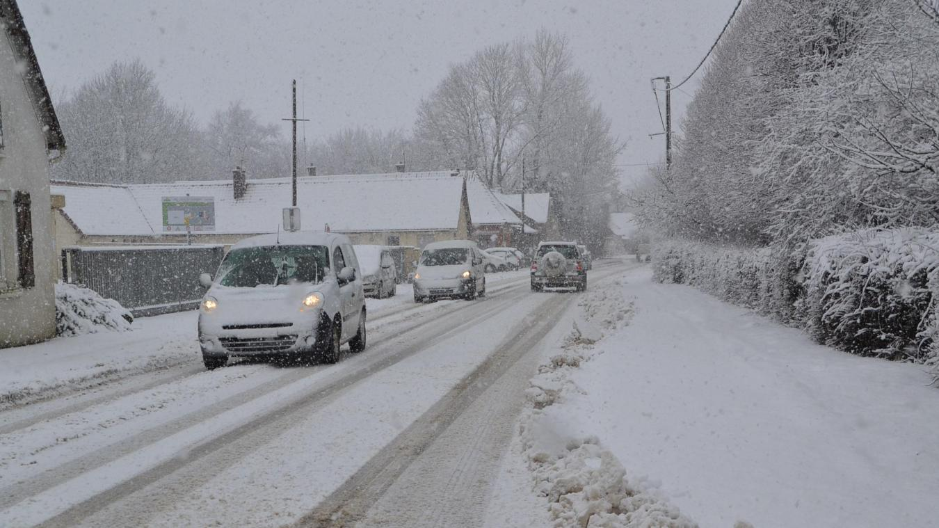 Le mois de janvier été marqué par des températures bien plus froides que l'année dernière, une pluviométrie en forte hausse et peu de soleil.