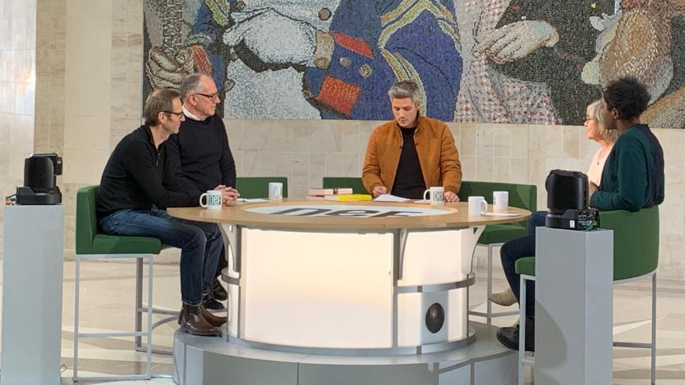 La cité de Jean Bart sur France 3 dans Dimanche en France