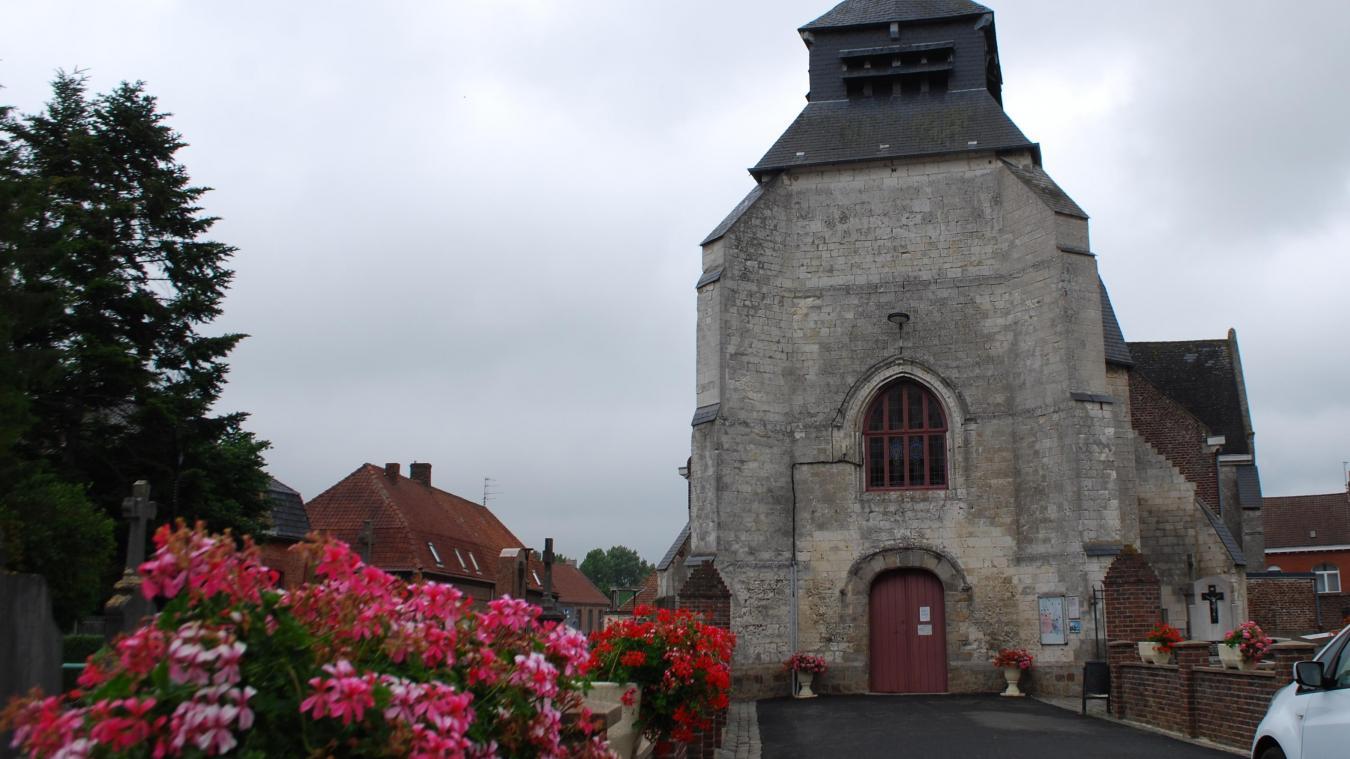 50 000€ pour l'église de Thiennes grâce à Stéphane Bern