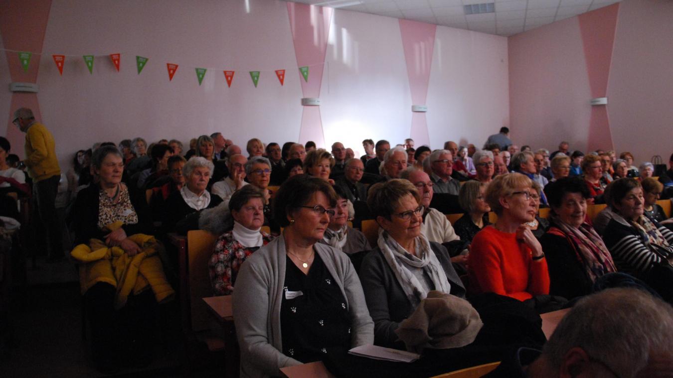 L'association a tenu son assemblée générale le samedi 19 janvier.