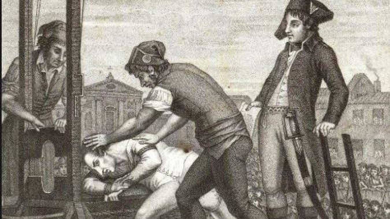 Béthune : un père et sa fille guillotinés à cause de leur perroquet